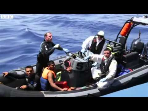 MSF in Mediterranean: 'We're picking up bodies from the water'