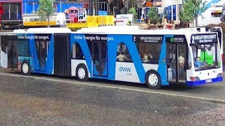 RC Traffic Bus and RC Autobus Friedrichshafen Faszination RC Model