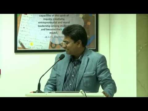 Talk by Jay Deshmukh