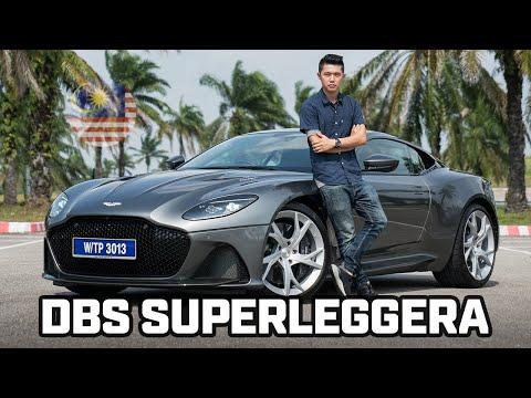 [ 全馬首試 ] Aston Martin DBS Superleggera 值得 RM2,800,000 的五個原因