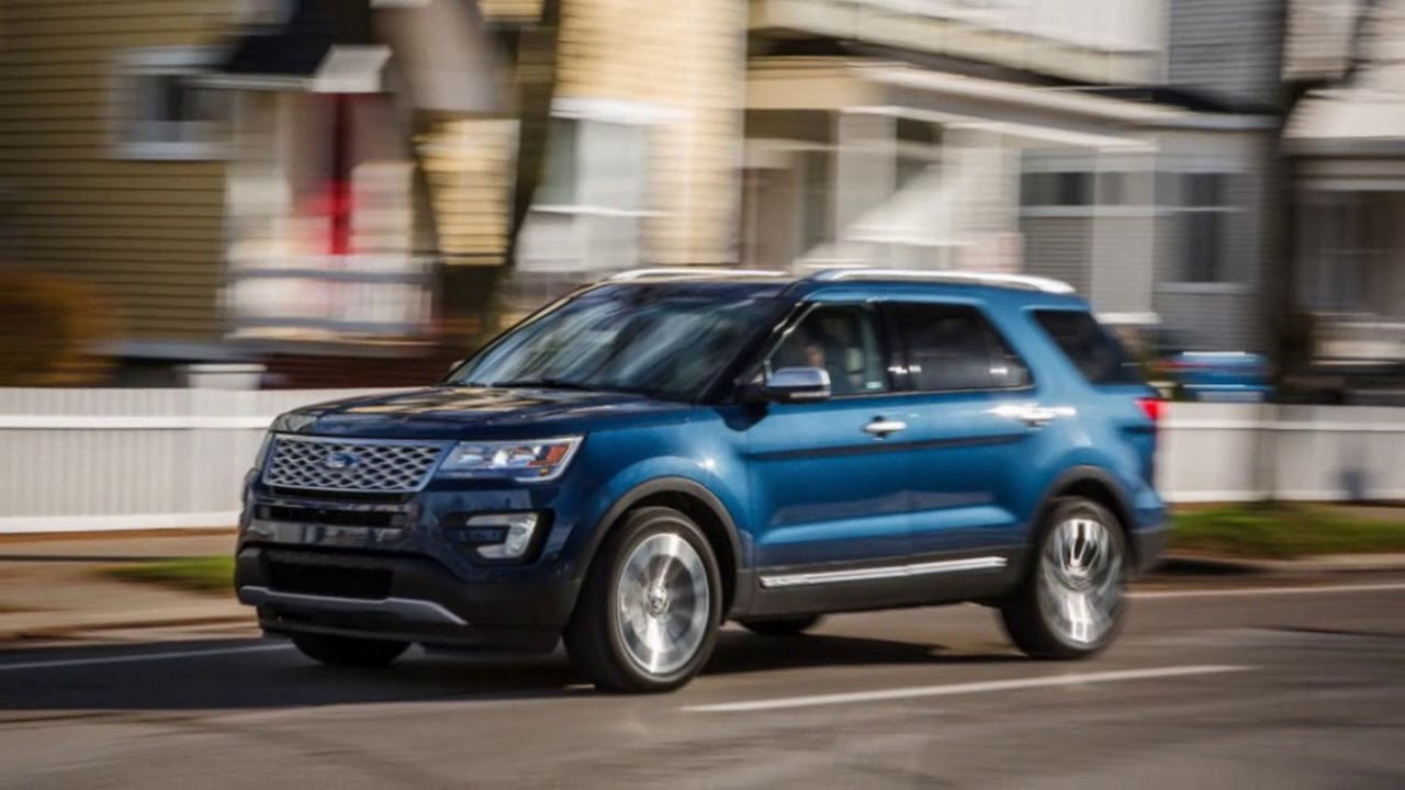 Ford Explorer Exhaust Leak >> Hot News Ford Explorer Suv Recall For Exhaust Leaks Review