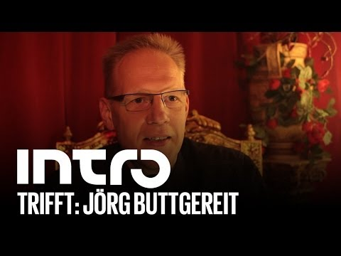 Jörg Buttgereit im Interview - Intro trifft