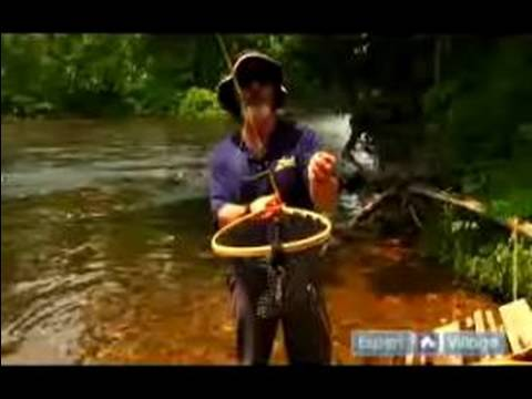 Fly Fishing Knots & Techniques : Learn the Different Types of Nets to Use When Fly Fishing