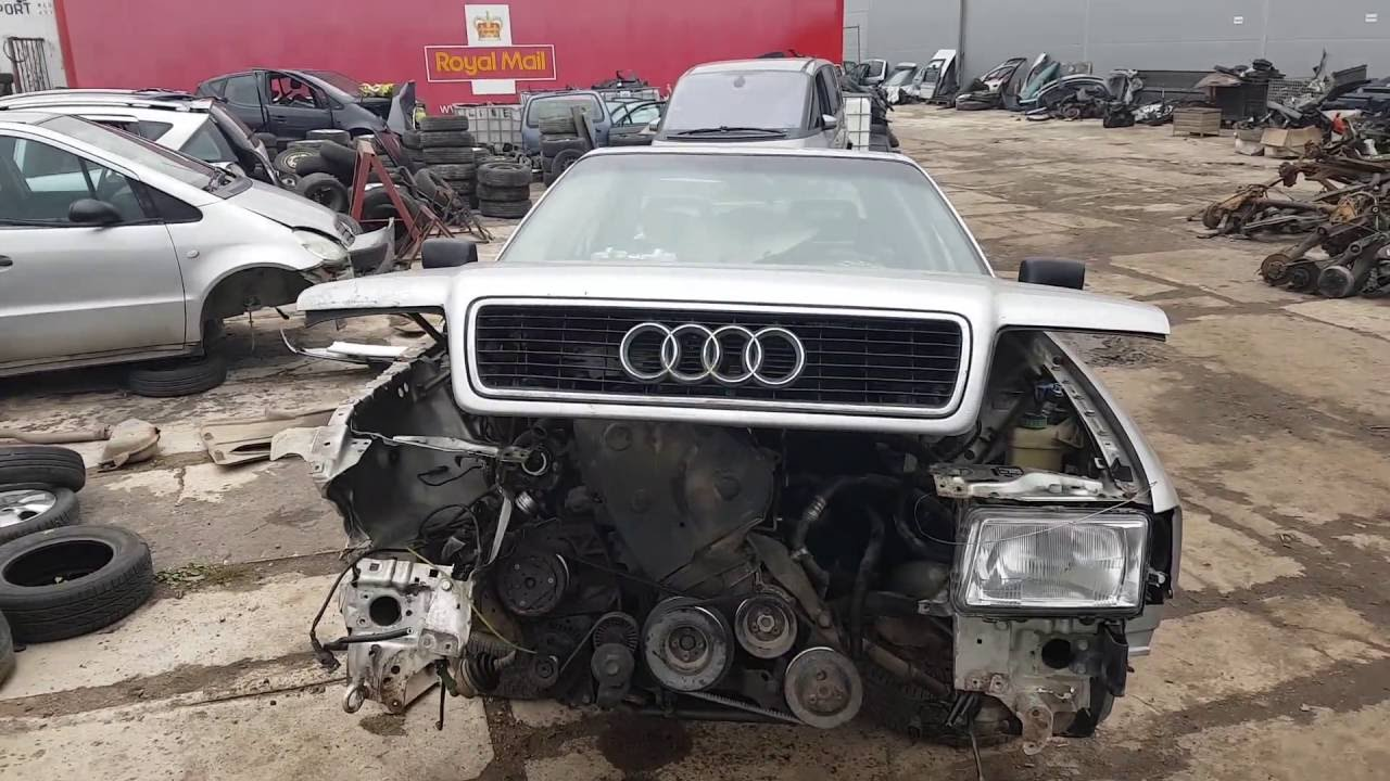Car Recycler Parts Audi 80  B4 1994 1 9 Tdi 66kw Diesel