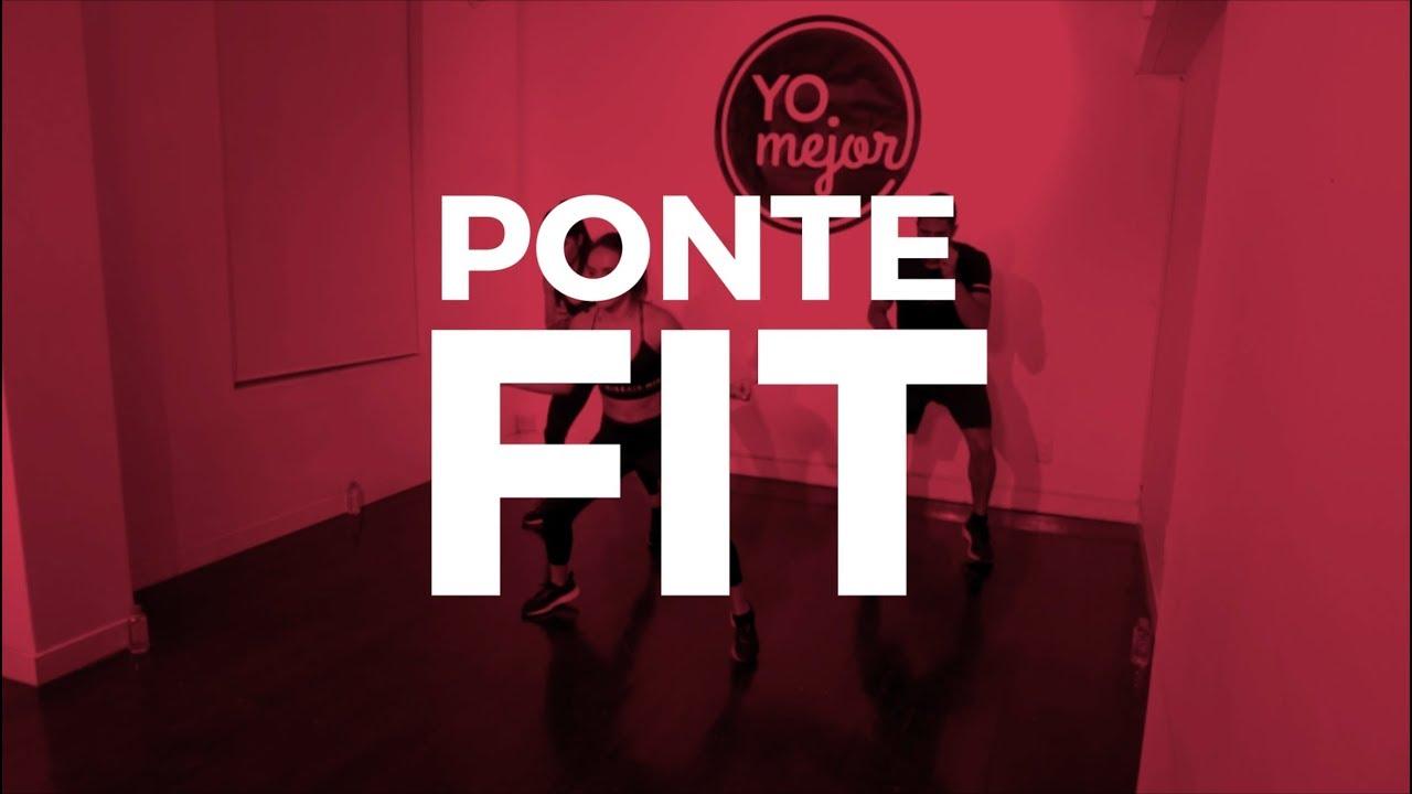 Programa en línea #PonteFit - #YoMejor