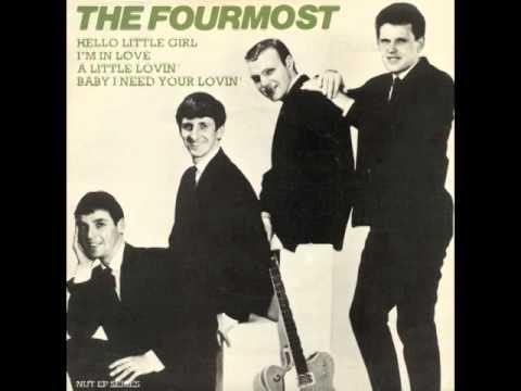 Hello Little Girl - The Fourmost