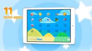 My Little Place - App for iPad, App for kids! - Game for Early Years and Primary School