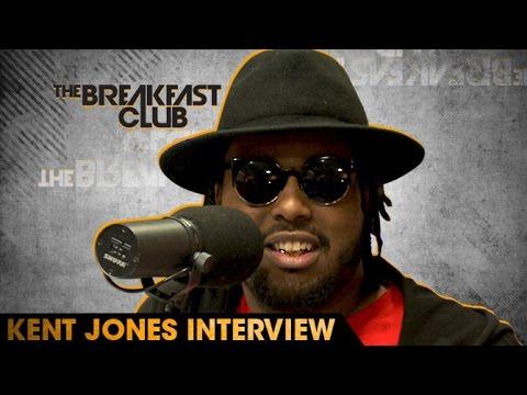 Kent Jones Interview at The Breakfast Club Power 105.1 (05/27/2016)