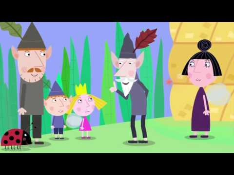 Ben And Holly's Little Kingdom Honey Bees Episode 26 Season 2