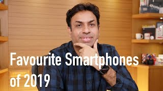 My Favourite Smartphones of 2019