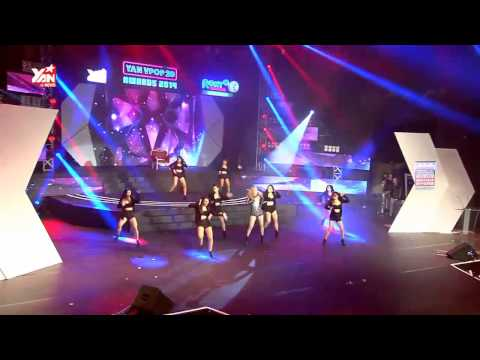 Single Lady - Bảo Thy (Live) Yan Vpop 20 Awards 2014 [Official HD]