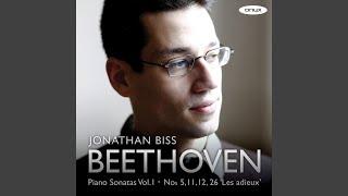 "Piano Sonata No. 26 in E-flat, Op. 81a - ""Les Adieux"": II. Abwesenheit (L"
