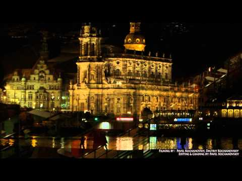 DRESDEN IN THE EVENING AND AT NIGHT - GRADED HDMV - DISTRIBUTE