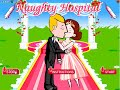 Naughty Hospital - Naughty Hospital Walkthrough - Funny Hospital Game