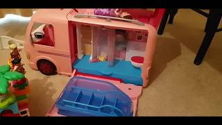 SUPER FUNNY! Trying out my new home! Lilly Hamster Cutie Star