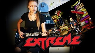 Download Mp3 Extreme -decadance Dance- Guitar Solo Cover