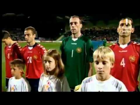 SLOVAKIA 0:4 ARMENIA Словакия 0-4 Армения EURO 2012
