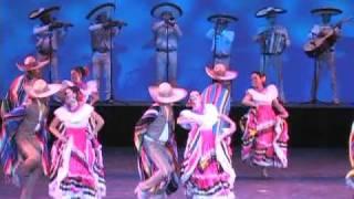 Ballet Folklórico de Jalisco - El Gusto y El Huizache