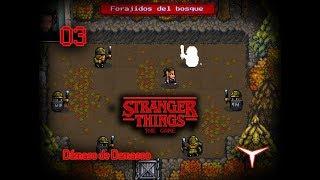 03.El corro de la patata (Stranger Things. El Juego) // Gameplay Español