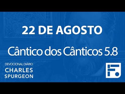 22 de agosto – Devocional Diário CHARLES SPURGEON #235