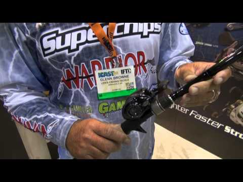 Browne offers the best technical fishing tip at ICAST show