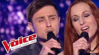 Black – Wonderful Life | Grannhild VS Dana | The Voice France 2016 | Battle