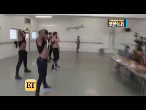 Magic Mike Live London Open Auditions (September 2017)