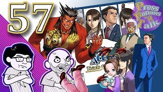 Phoenix Wright Trials And Tribulations Ep 57 Godot The Voice