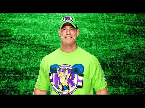 WWE: John Cena Theme Song The Time Is Now + Arena Effects REUPLOAD