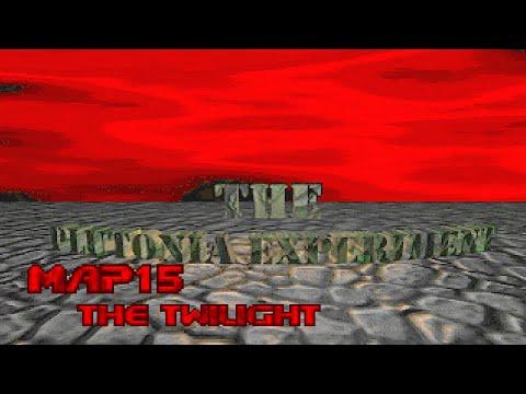 Final Doom: The Plutonia Experiment - Map15: The Twilight (100%) [DOSBox] |