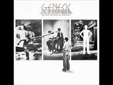 Genesis - Carpet Crawler mp3