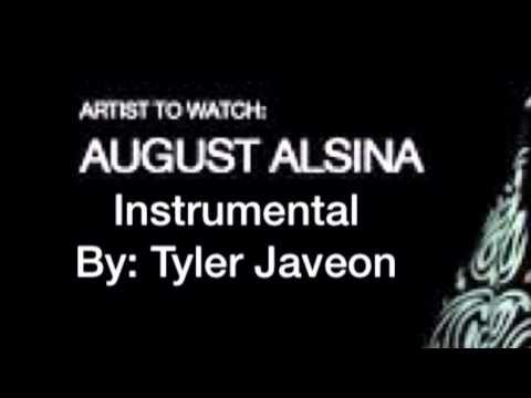 August Alsina-Mama instrumental Remake