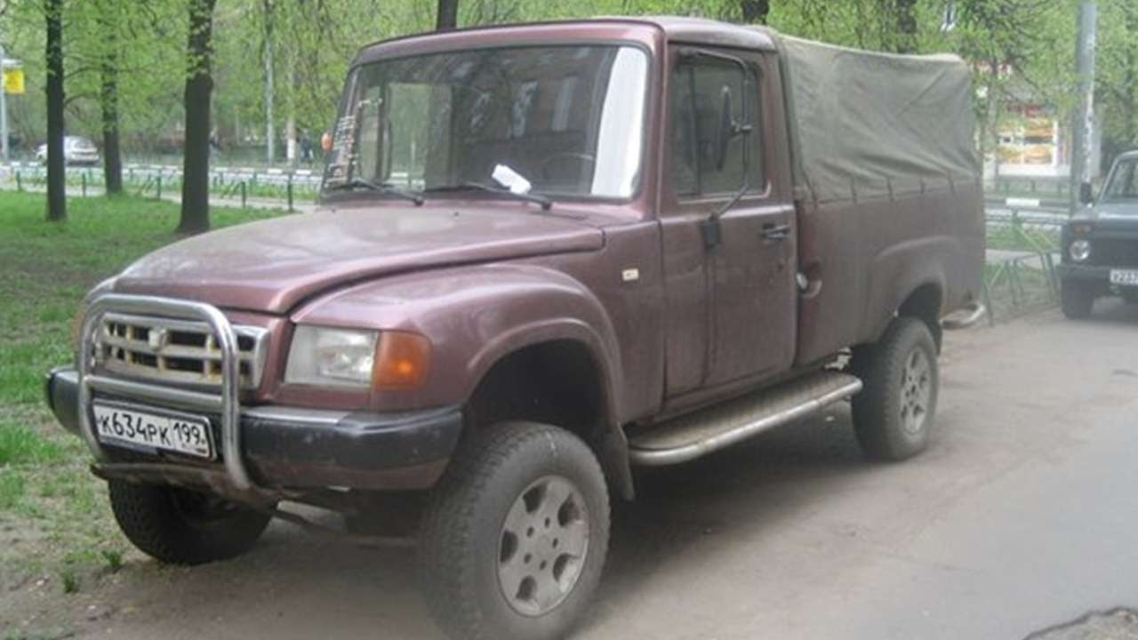 SUV Ataman (GAZ 2308): characteristics, photos and reviews 85