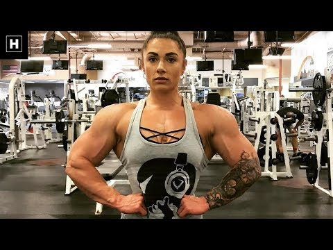 Jacquelyn Hickerson: BEAST in the Beauty - Mass Gain | Workout Motivation