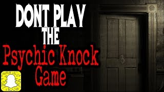 """The Psychic Knock Game"" | CreepyPasta Storytime"