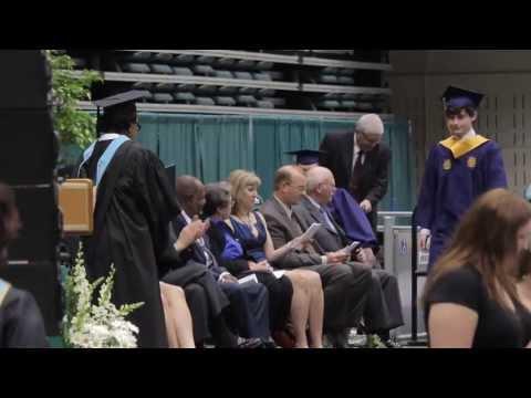 Nicholas Roselli - Lafayette High School Graduation - 2013