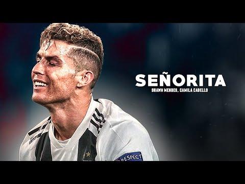 Download Lagu  Cristiano Ronaldo 2019 ❯ Shawn Mendes, Camila Cabello ‒ Señorita   HD Mp3 Free