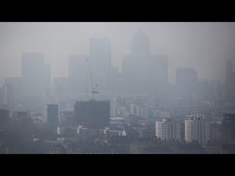 IEA Report Says 6.5 Million People Die Each Year From Air Pollution