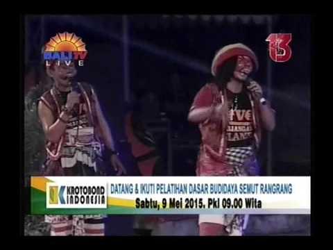 Lawak Bali Rare kual - Live at Art Centre (13thn bali tv)