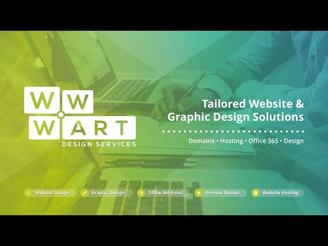 WWW.ART Design Services  Tailored Website Solutions