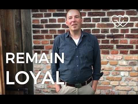 GetYourWings | Remain Loyal with Oliver