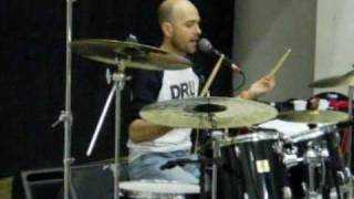 [2007-05-19] A lezione con Christian Meyer - Il Cenacolo - Villa Estense (Pd)