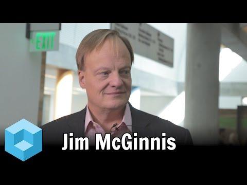 Jim McGinnis, Intuit - Quickbooks Connect 2015 - #QBConnect #theCUBE