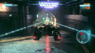 شرح تروفي# Choice of Weapons # Batman Arkham Knight