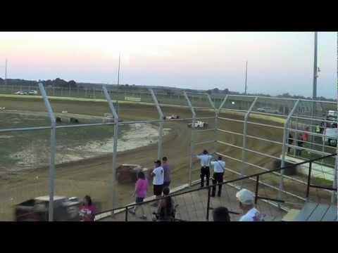 Outlaw Motor Speedway A mod heat 5/18/12
