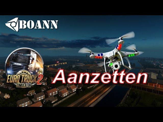 Euro Truck Simulator 2: enable flycam