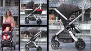Коляска Chicco Urban(Urban легко трансформируется из уютной коляски для новорожденного в удобную прогулочную коляску. Она создан..., 2014-03-13T10:15:35.000Z)
