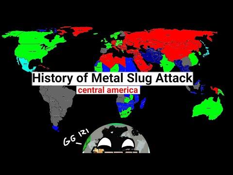 History of Metal Slug Attack Central america [MSA]