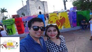 TIZIMÍN YUCATÁN - Feria en honor a los REYES MAGOS 2018