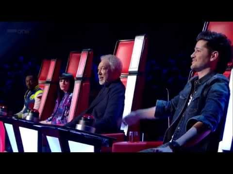 John James Newman FULL Blind Audition Pack Up Don't Worry, Be Happy